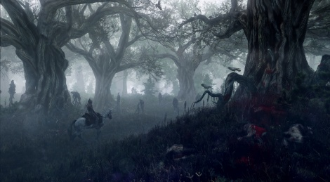 GC: The Witcher 3 new gorgeous screens