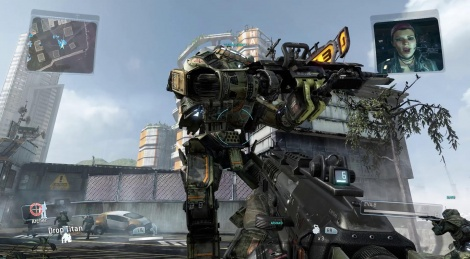 GC: TitanFall Gameplay Demo