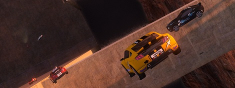 GC: Trackmania 2 Canyon Screens