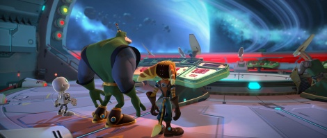 GC : Trailer de Ratchet & Clank QForce