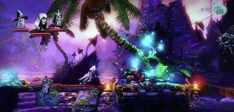GC: Trailer & Gameplay of Trine 2