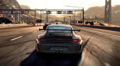 GC : Trailer of NFS Hot Pursuit