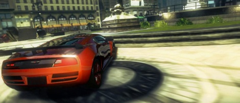 GC: Trailer of  Ridge Racer Unbounded