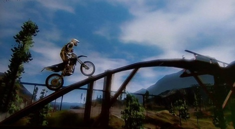 GC: Trials Evolution gameplay