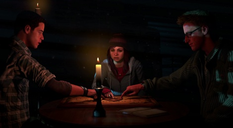 GC: Until Dawn Trailer