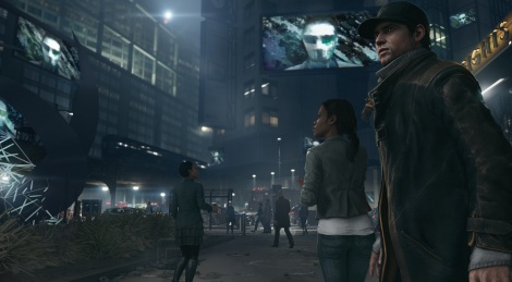 GC: Watch_Dogs hacks some screens