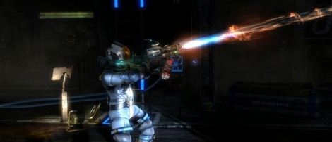 GC: Weapon crafting of Dead Space 3