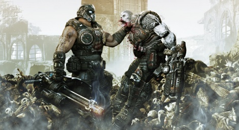 Gears of War 3: Carmine shows up