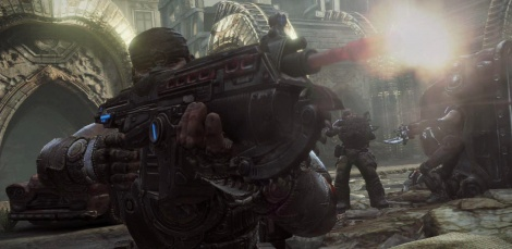 Gears of War 3: Five Against All