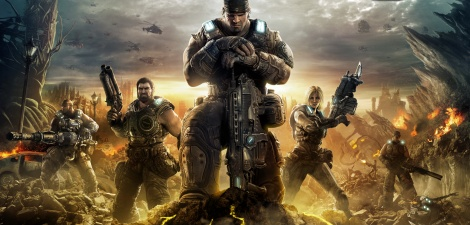 Gears of War 3 gets new images