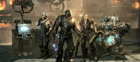 Gears of War 3: Horde Command pack