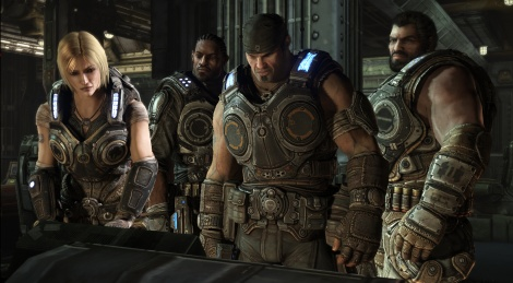 Gears of War 3 teaser