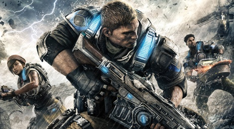 Gears of War 4 goes live on GSY