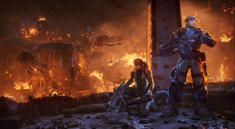 Gears of War Judgment s'illustre