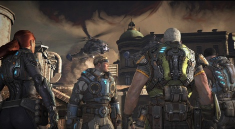 Gears of War Judgment se lance