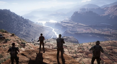 Ghost Recon: Wildlands en trailer