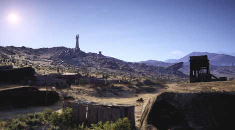 Ghost Recon: Wildlands PVP is coming