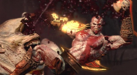 God of War 3 demo videos