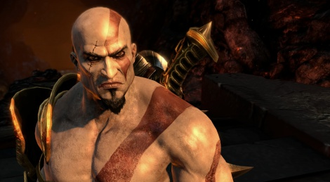 God of War 3 Remastered new screens