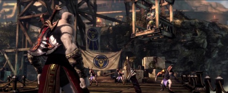 God of War Ascension: E3 Demo