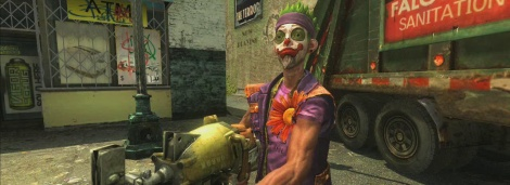 Gotham City Impostors: Customisation