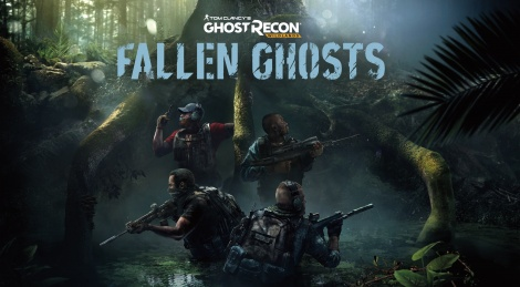 GR: Wildlands depicts Fallen Ghosts