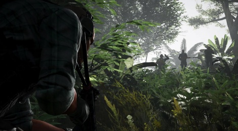 GR Wildlands: Fallen Ghosts is out