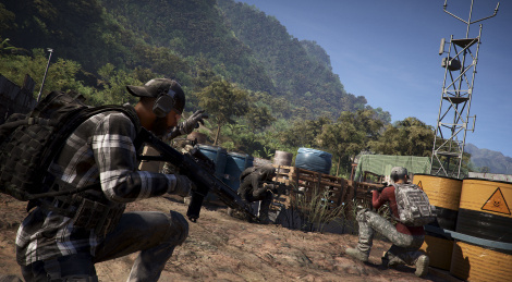 GR Wildlands gets PvP, free weekend