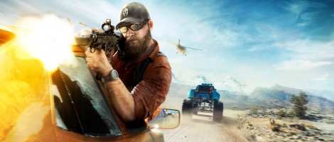 GR Wildlands: Narco Road disponible