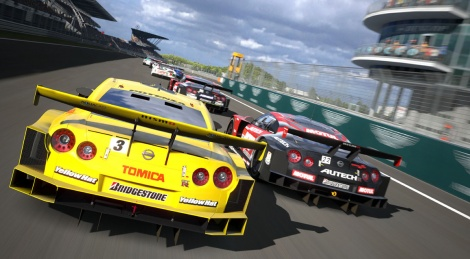 Gran Turismo 5: Back for good?
