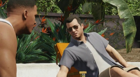 Grand Theft Auto V new trailer