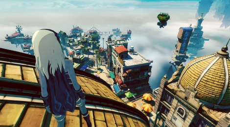Gravity Rush 2 release date, trailer