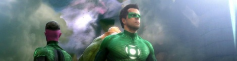 Green Lantern: Rise of the Manhunters trailer