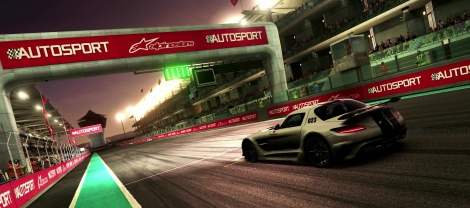GRID: Autosport  gets a Black Edition