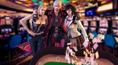 GSY Preview : Devil May Cry 4 SE