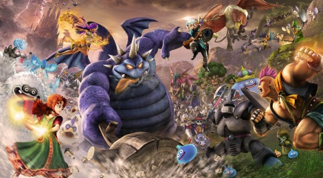 GSY Preview : Dragon Quest Heroes II