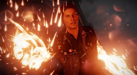GSY Preview : inFamous Second Son