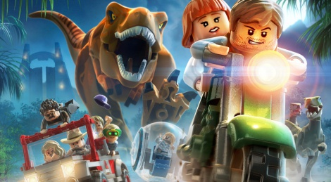 GSY Preview : Lego Jurassic World