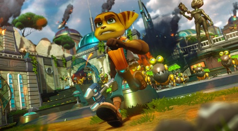 GSY Preview : Ratchet & Clank