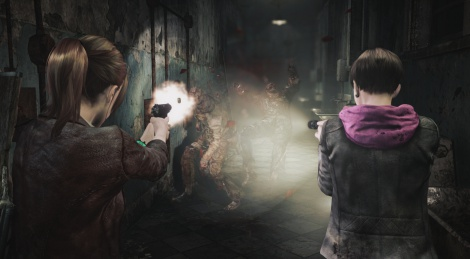GSY Preview : RE Revelations 2