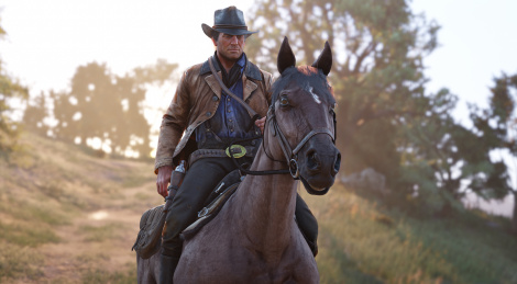 GSY Preview : Red Dead Redemption 2