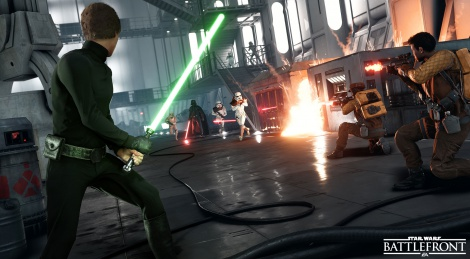 GSY Preview : Star Wars Battlefront