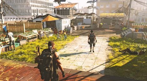 GSY Preview : The Division 2