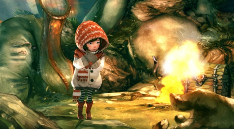 GSY Preview : The Whispered World 2