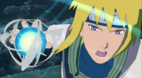 GSY Preview : Ultimate Ninja Storm 3