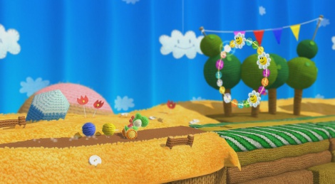 GSY Preview : Yoshi's Woolly World
