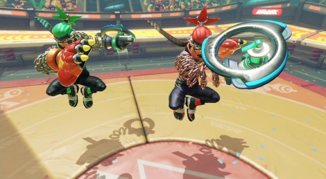 GSY Review : ARMS