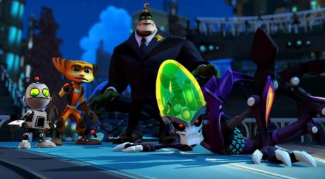 GSY Review : <br>Ratchet & Clank All 4 One
