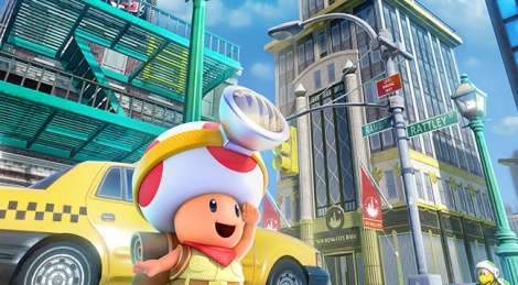 GSY Review : Captain Toad