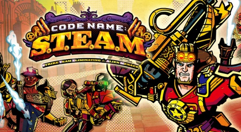 GSY Review : Code Name: S.T.E.A.M.